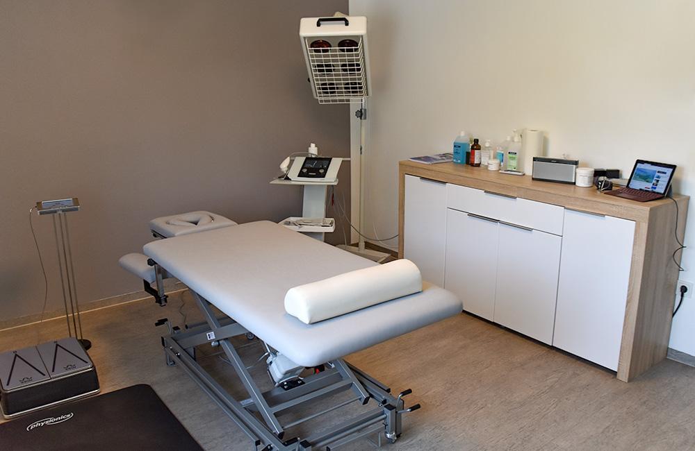 Behandlungsraum Ergotherapie